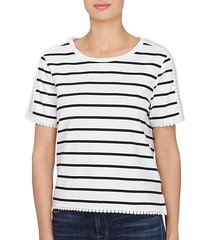 jersey stripes top
