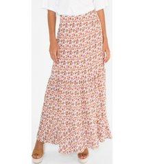 nicole miller women's maxi skirt