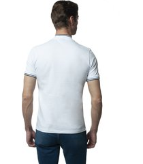 koszulka polo tiebreak biały
