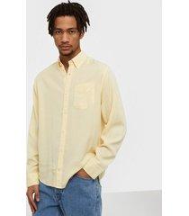 nn.07 levon shirt 5969 skjortor pale