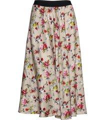 sia skirt knälång kjol rosa birgitte herskind