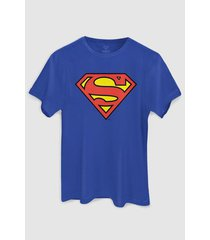 camiseta dc comics superman oficial bandup!