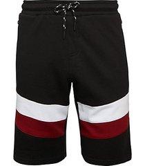 healy colorblock sweat shorts