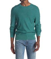 men's rag & bone lance crewneck sweatshirt, size x-small r - green