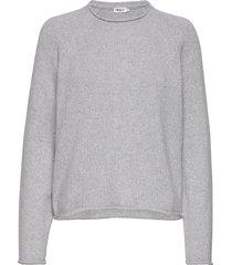 dahlia sweater gebreide trui grijs filippa k