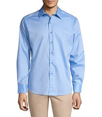 rutherford collared shirt