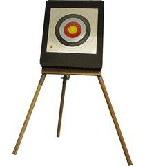 tripé + aparador para tiro com arco e flecha