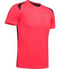 camiseta under armour streaker 2.0 shortsleeve para hombre