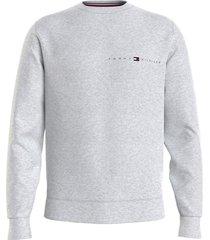 tommy hilfiger sweater gemêleerd grijs