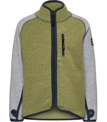 ulrick outerwear fleece outerwear fleece jackets groen molo