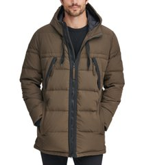 marc new york men's f18 holden parka jacket, created for macy's