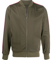 ron dorff urban tennis jacket - green