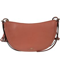 michael kors top zip shoulder bag