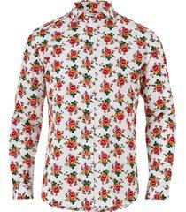 skjorta jprbla smith flower shirt l/s pre, slim fit