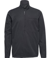 m's daybreak pullover sweat-shirts & hoodies mid layer jackets blauw houdini