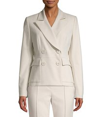 tatyanna stretch jacquard jacket