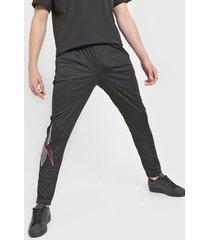 pantalón negro reebok classic slim