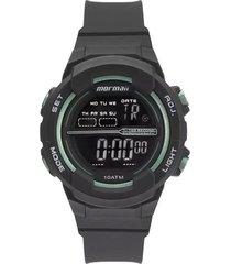 relógio mormaii mo02018v preto