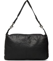 medium bag bags top handle bags zwart depeche