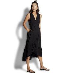 seafolly summer nights wrap dress