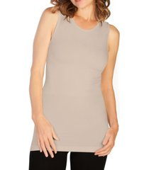 skinnytees high neck tank