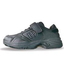 zapatos tenis wilson para unisex vuelta a clases