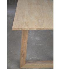 stół duży dąb