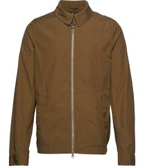 barbour essential casual tunn jacka brun barbour