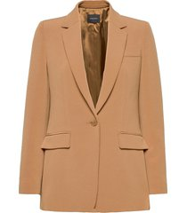 jane blazer blazers business blazers beige andiata