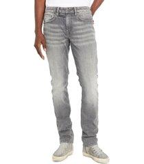 buffalo david bitton men's ash-x slim-fit stretch jeans
