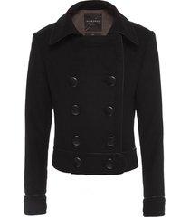 abrigo negro perramus freja ng