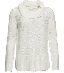 maglione a collo alto (bianco) - bodyflirt