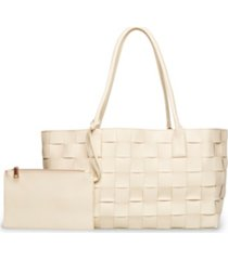 steve madden bburnish tote