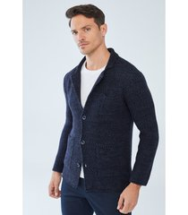 vest boris becker ethan jacket-style cardigan