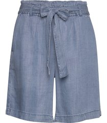 bylana shorts - shorts flowy shorts/casual shorts blå b.young