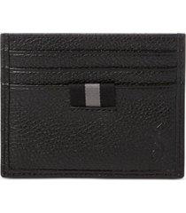 polo ralph lauren men's pebbled leather card case