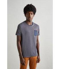 d3a9062d2 Camisetas - Reserva - Com Detalhes - Preto - 1 produtos com até 15.0 ...