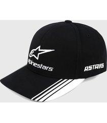 gorra negro alpinestars agx hat