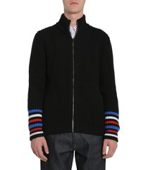 tommy hilfiger high collar sweater