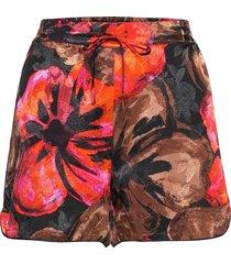 dane, 1167 pajama jacquard shorts flowy shorts/casual shorts multi/mönstrad stine goya