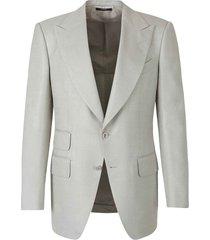 wide lapel blazer