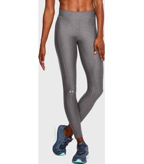 calza deportiva under armour ua hg armour legging gris - calce ajustado