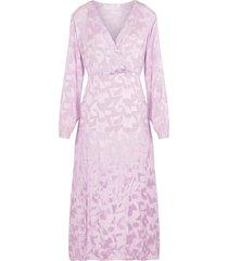 klänning pcalia ls ankle dress