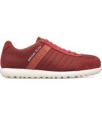 camper pelotas xlite, sneaker uomo, rosso , misura 47 (eu), 18302-123