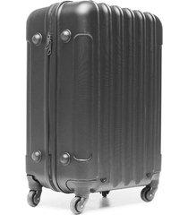 maleta viaje grande negra color negro, talla uni