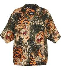 dsquared2 viscose shirt