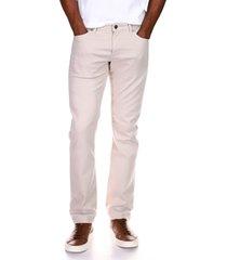 men's dl1961 men's russell slim straight leg jeans, size 35 - beige