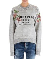 dsquared2 edward sweatshirt