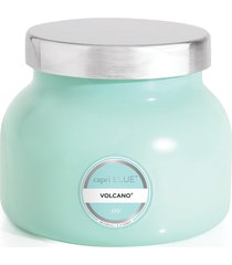 capri blue volcano aqua signature jar candle, size one size oz at nordstrom