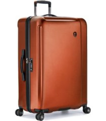 """traveler's choice halow 29"""" polycarbonate spinner suitcase"""